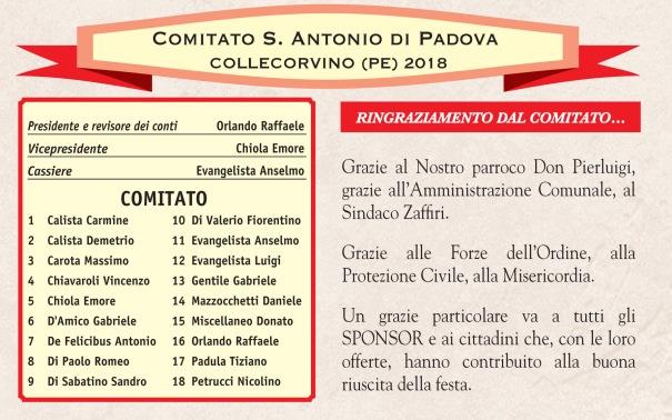 comitato 2018